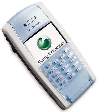 Sony Ericsson P800 Mobile Phone