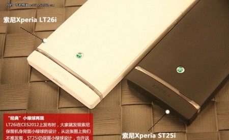 Sony Xperia U pictures appear online