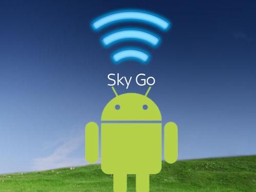 android sky go app
