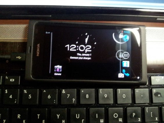 Nokia N9 Gets Tasty with Ice Cream Sandwich Port