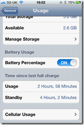 iPhone 4S battery issues   the saga continues