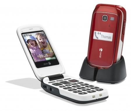 Doro phones to include Tweakker provisioning