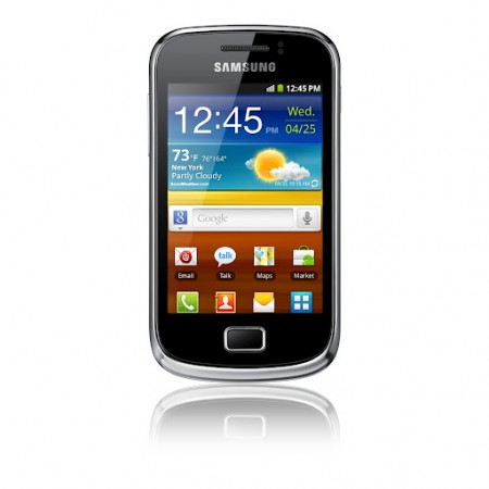 Galaxy mini 2 and Galaxy Ace 2 made official