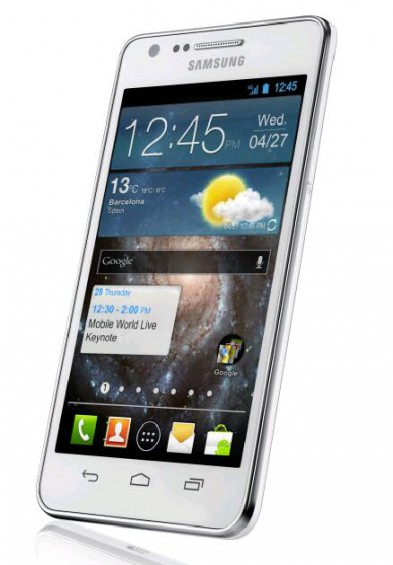 Galaxy SII+ Pictured leaked?