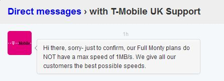 Update x2   T Mobile Full Monty Shocking Speed Cap