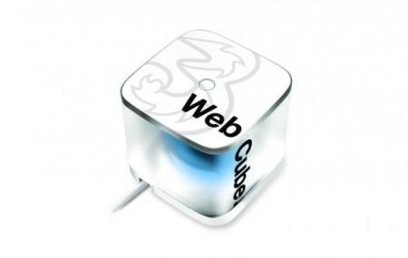 Three launch Web Cube