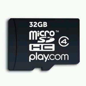 32GB MicroSD Card, just £17.99