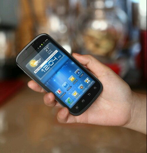 ZTE to Show New Mimosa X Handset Featuring Tegra Dual Core Processor and NVIDIA Icera Modem at MWC 2012