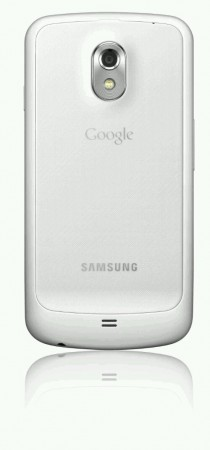 Fancy a Samsung Galaxy Nexus in white?