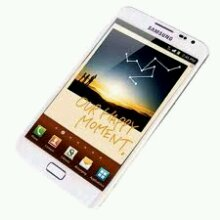 White Galaxy Note now at Expansys too