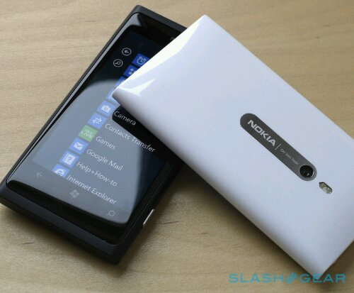 White Lumia teased by Nokia
