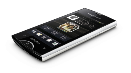 Demo of Sony Xperia Ice Cream Sandwich beta ROM