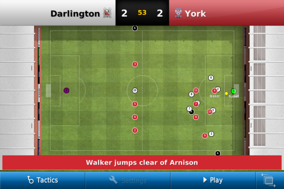 Darlington 2 York 2 match
