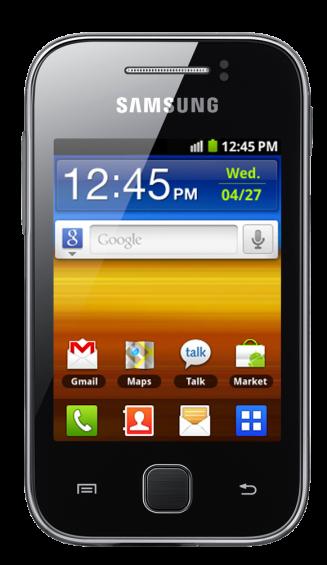 Samsung Galaxy Y 1