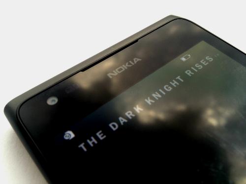 Batman Screen Text