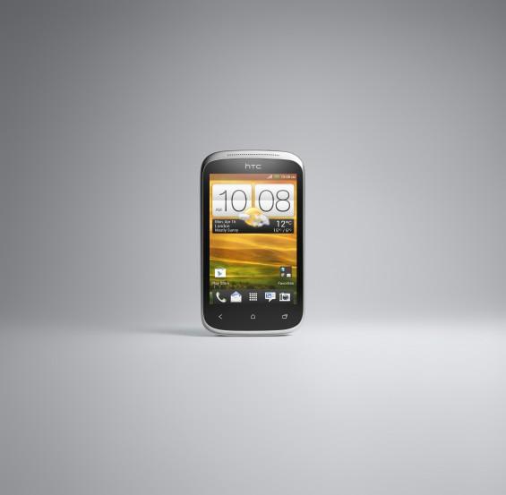 HTC Desire C FRONT WHITE JPEG