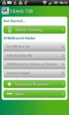 Lloyds TSB App