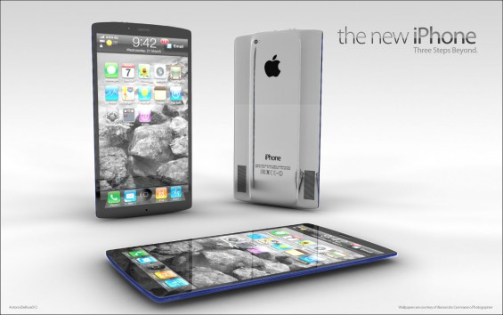 New Concepts of iPhone 5