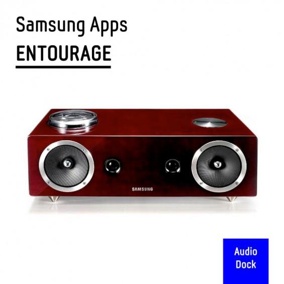 Samsung DA E750 audio dock
