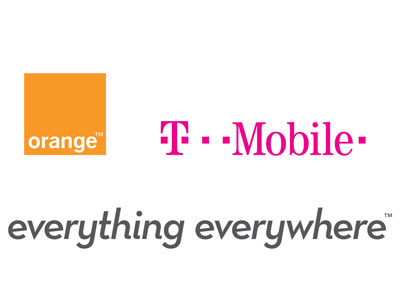 T Mobile and Orange