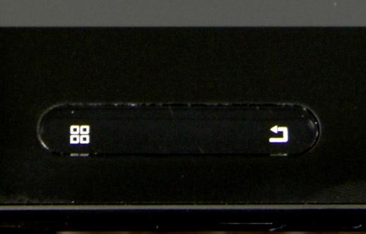 Gemini JoyTAB 8 Front Buttons