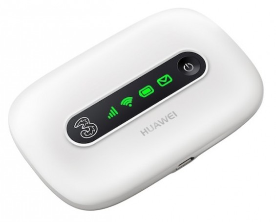 three unveils cheaper huawei mifi 2