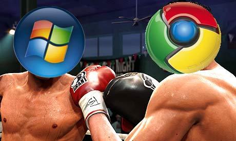 Google vs Microsoft 001