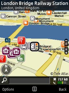 Nokia maps2 3D