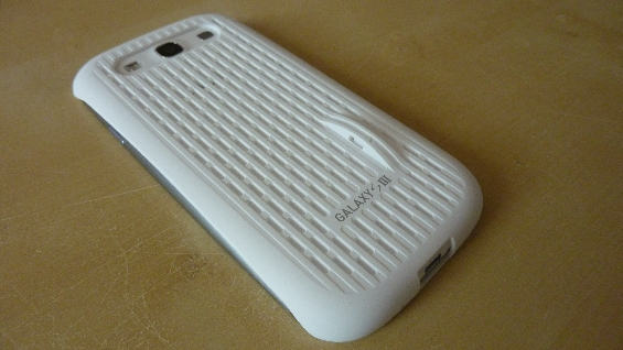 Galaxy S3 Mesh Vent Case