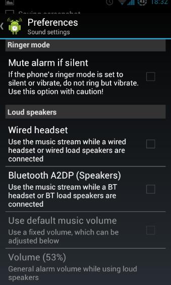 Sound Settings 2