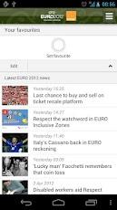 UEFA 2012 official 2