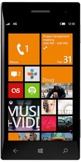 WindowsPhone8StartScreen1 Page