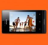 Sony Xperia Miro Announced