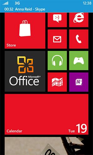 skype win phone 8