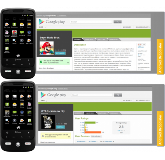 Android Dropdialer 1.article thumbnail