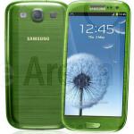Green galaxy s3