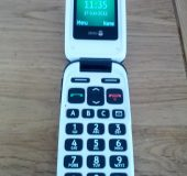 Review   Doro PhoneEasy 610 (one out of three aint bad)