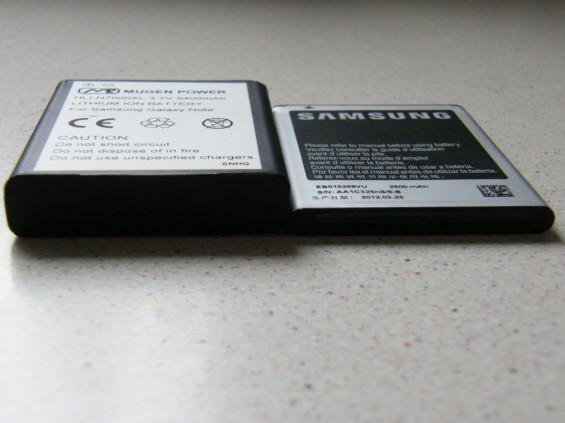 Mugen Power Galaxy Note 1