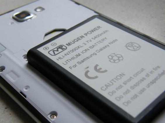 Mugen Power Galaxy Note 3