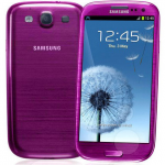 Purple Galaxy S3