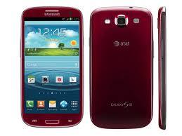Red Galaxy S3