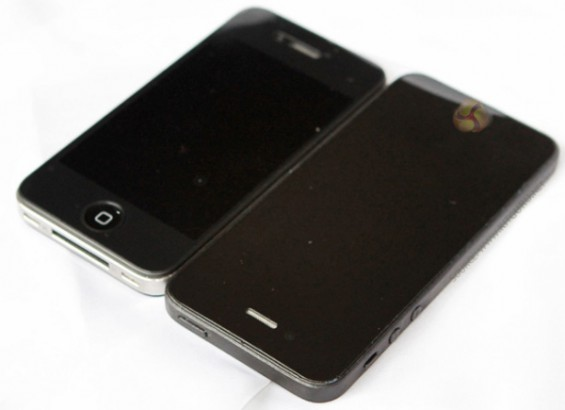 TheNew iPhone5 leaks 1