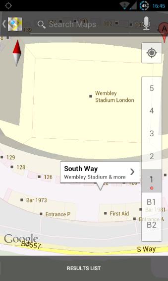 Wembley Floor Plan 1