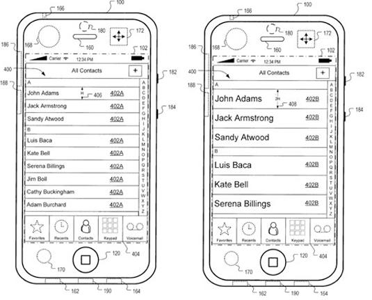 iPhone patent 535