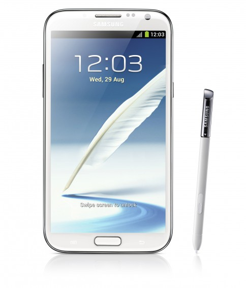 GALAXY Note II Product Image 1