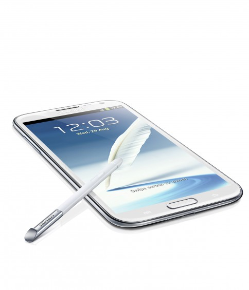 GALAXY Note II Product Image 4