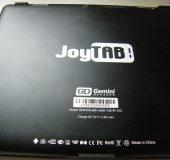 Gemini JoyTAB Gem10312BK with bluetooth keyboard case   Initial Impressions