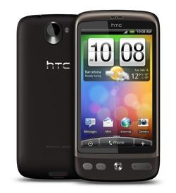 HTC Desire 01