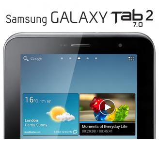 Samsung Galaxy Tab 2 Logo