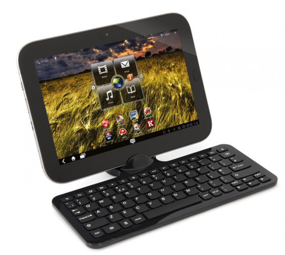 IdeaPad K1 With Keyboard Dock